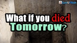 What If You Died Tomorrow? ᴴᴰ | Bilal Assad