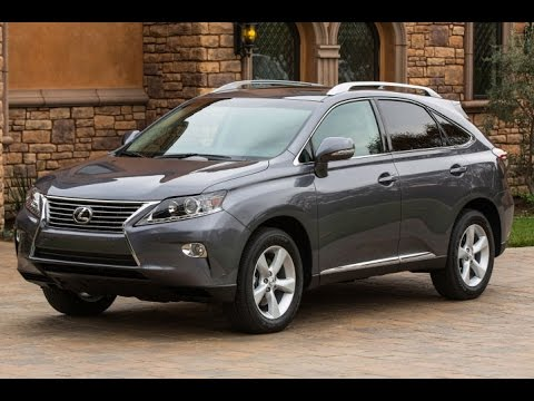 2015 Lexus RX 350 Start Up and Review 3.5 L V6