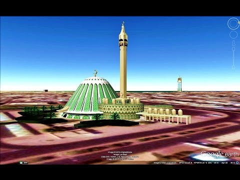 HISTORICAL PLACES OF KUWAIT IN GOOGLE EARTH