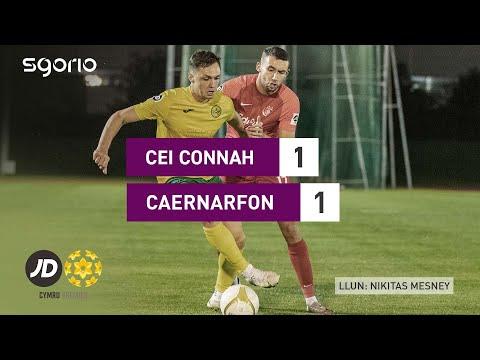 Connahs Q. Caernarfon Goals And Highlights