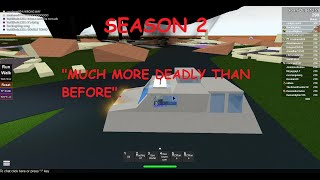 Roblox Tornado Chasers Season 2 Ep 4 The Robloxia Super Tornado