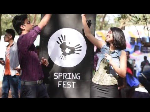 4 Days Of Spring Fest | 2k16 | IIT KGP