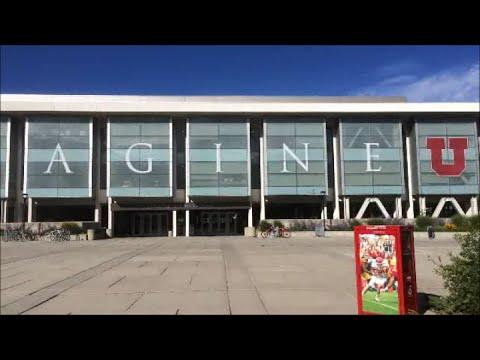 University of Utah Campus Video Tour