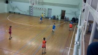 Футбол Коряжма 4 декабря 2011 года Стадион Труд(Тренировка по футболу в Коряжме на стадионе