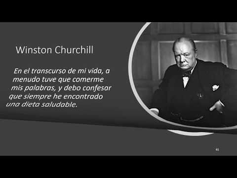 100 Frases Celebres De Winston Churchill