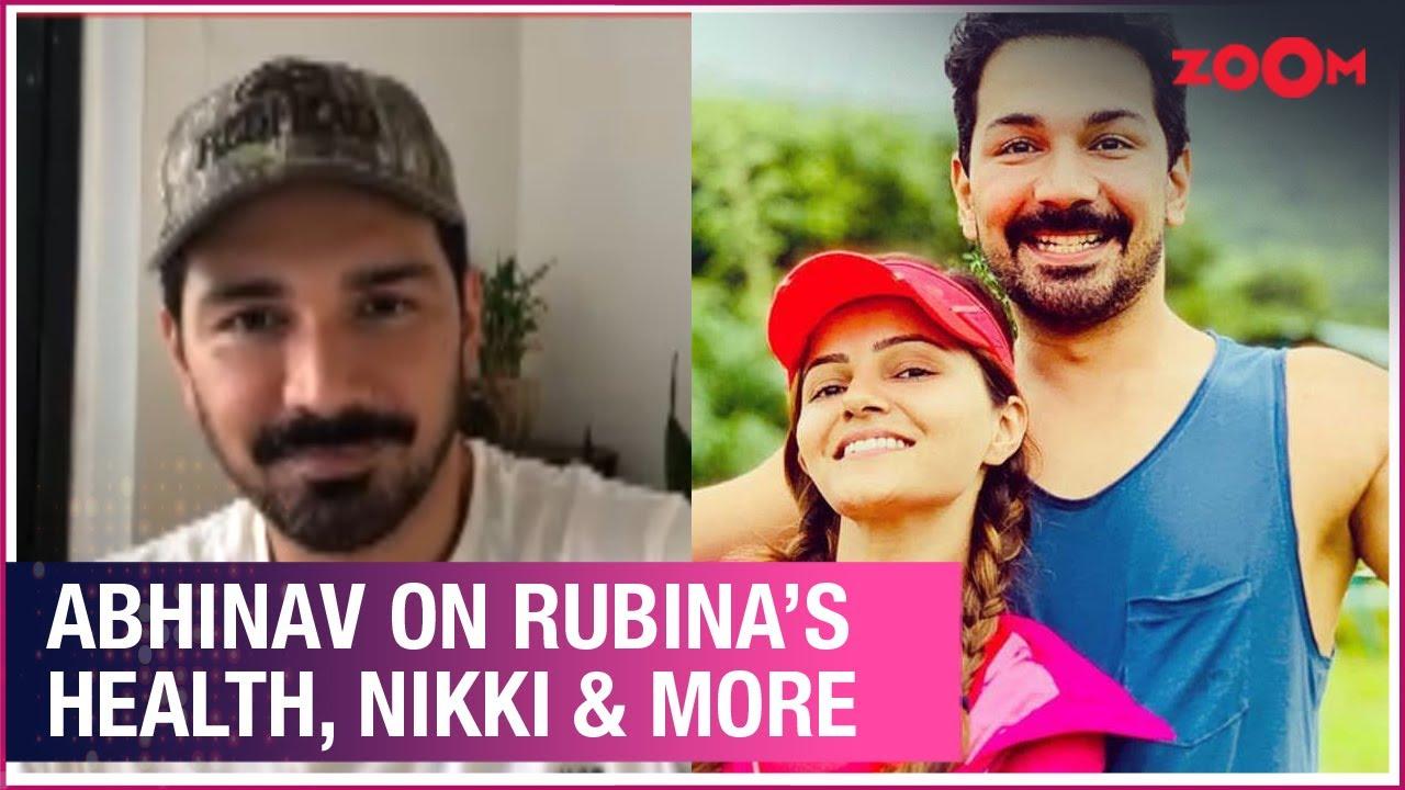 Khatron Ke Khiladi 11: Abhinav Shukla on wife Rubina's health update, Nikki Tamboli and more
