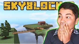 SKYBLOCK !! (Roblox Funny Moments)