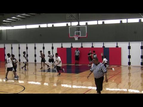 Inner City Basketball 6th Grade vs. Vancouver Grizzlies