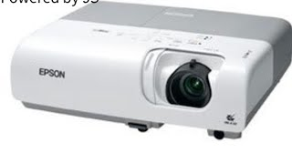 Epson Powerlite S5 LCD Projector Review - Cheapest and Best Cinema Projector