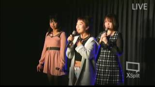 DDP新宿のテスト放送です。 現在、毎日の3部制定期ライブを試験配信して...