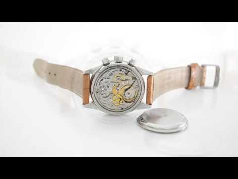 Universal Geneve vintage Tri-Compax calibre 281 from 1960´s
