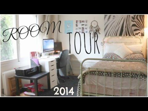 ROOM TOUR ♡ 2014