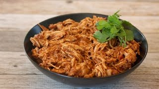 Chicken Tinga - Instant Pot