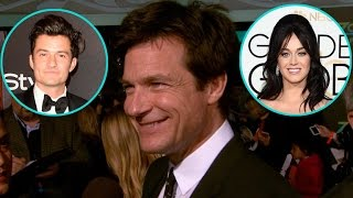 EXCLUSIVE: Jason Bateman Says Pals Katy Perry and Orlando Bloom Are