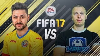 FIFA 17 Ovvy VS Krasi - AMAZING NEW FIFA 17 GAME MODE / PRO vs PRO