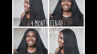 ALIPEARL HAIR 4 MONTH UPDATE FINAL REVIEW (HONEST REVIEW)