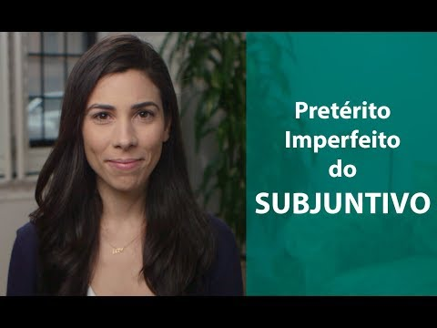 ADVANCED PORTUGUESE  Imperfeito do Subjuntivo  Speaking Brazilian