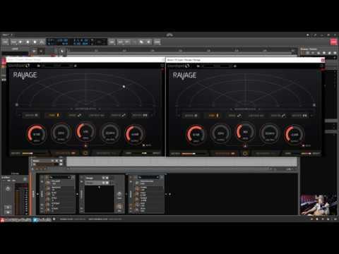 Soundspot Ravage - Distortion Plugin With 6 Algorithms