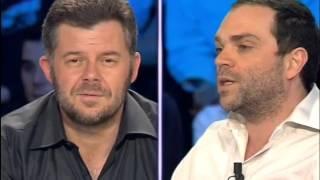 Yann Moix - On n'est pas couché 13 décembre 2008 #ONPC