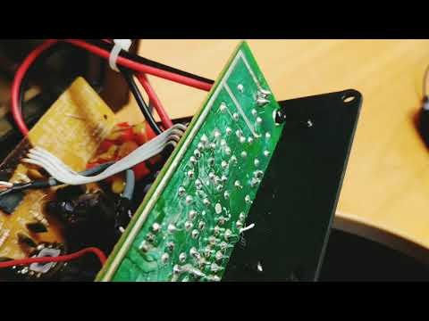 Гудит колонка Microlab Микролаб - ремонт акустикив FixAudio.ru