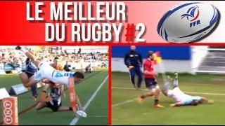 Le meilleur du Rugby #2 (insolite, drôle, impressionnant)