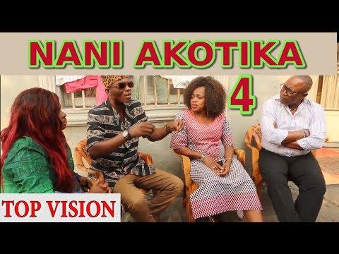 NANI AKOTIKA Ep 4 Theatre Congolais Buyibuyi,Makambo,Coquette,Barcelon,Faché