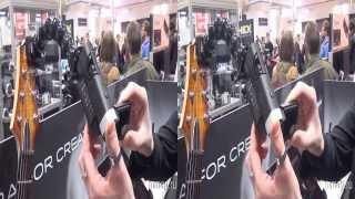 mmag ru: Musikmesse 2014 - Zoom Q4 - 3d видео обзор