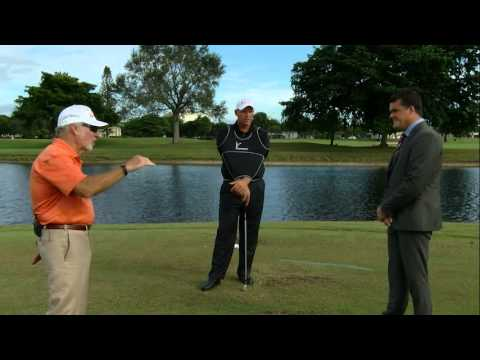 New Jimmy Ballard Interview and The Golf Swing Shirt in Action