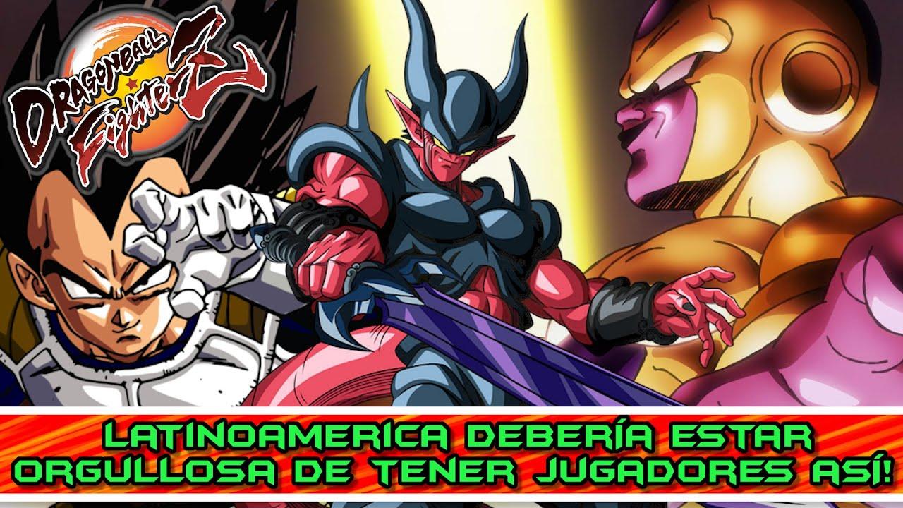 TODA LA EPICIDAD DEL ANIME!! VFG | Nokka vs JF | T9N: DRAGON BALL FIGHTERZ