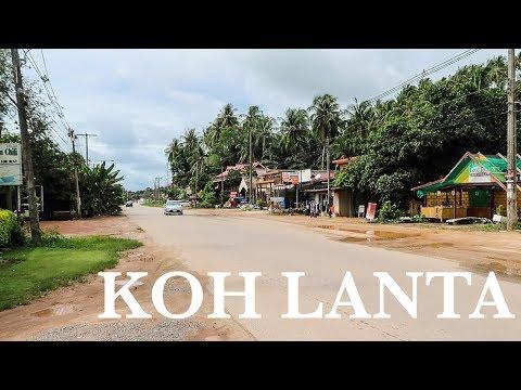 KRABI TO KOH LANTA | South Thailand | Things To See