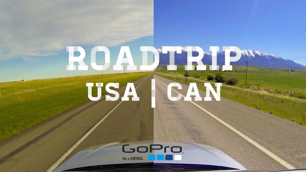 Bien connu ROADTRIP USA | CANADA - YouTube WG57
