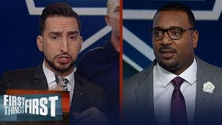 Dak didn't earn big payday, Garrett to blame for Cowboys missing playoffs | NFL | FIRST THINGS FIRST