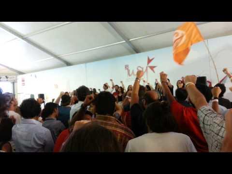 IUSY 2014 Malta - Die Internationale