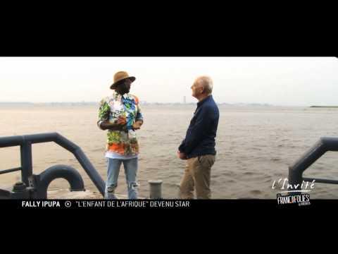 Fally IPUPA aux FrancoFolies de Kinshasa