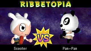 Ribbit King Story Mode 1- VS Pan-Pan on Ribbetopia