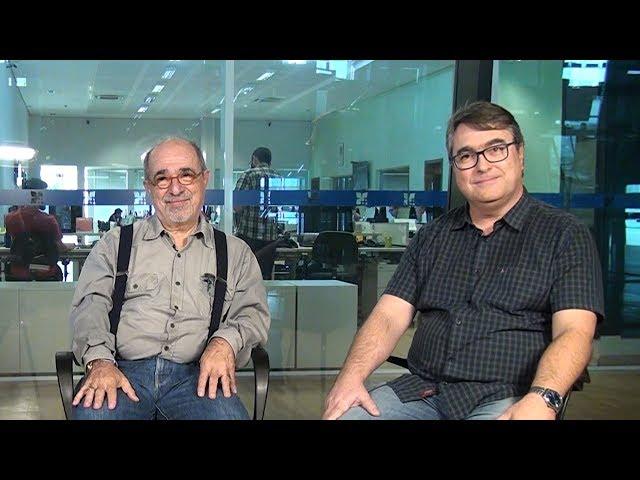 Entrevista com os geriatras Paulo Canineu e Flávio Cuenca