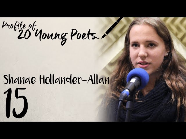 15 - Shanae Hollander-Allan - Sacrifice