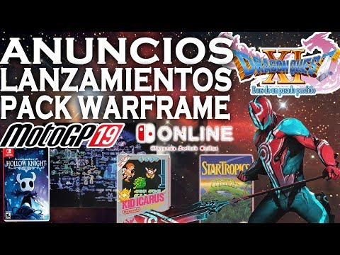 EXPANSIÓN DE ATTACK ON TITANS 2 - ANUNCIOS - LANZAMIENTOS - PACK EXCLUSIVO DE WARFRAME PARA SWITCH thumbnail