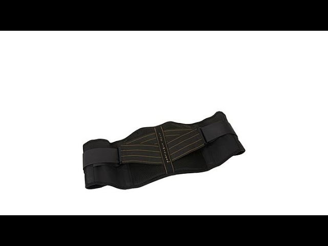 Copper Fit Mens Rapid Relief Back Support Brace with Hot//Cold Therapy