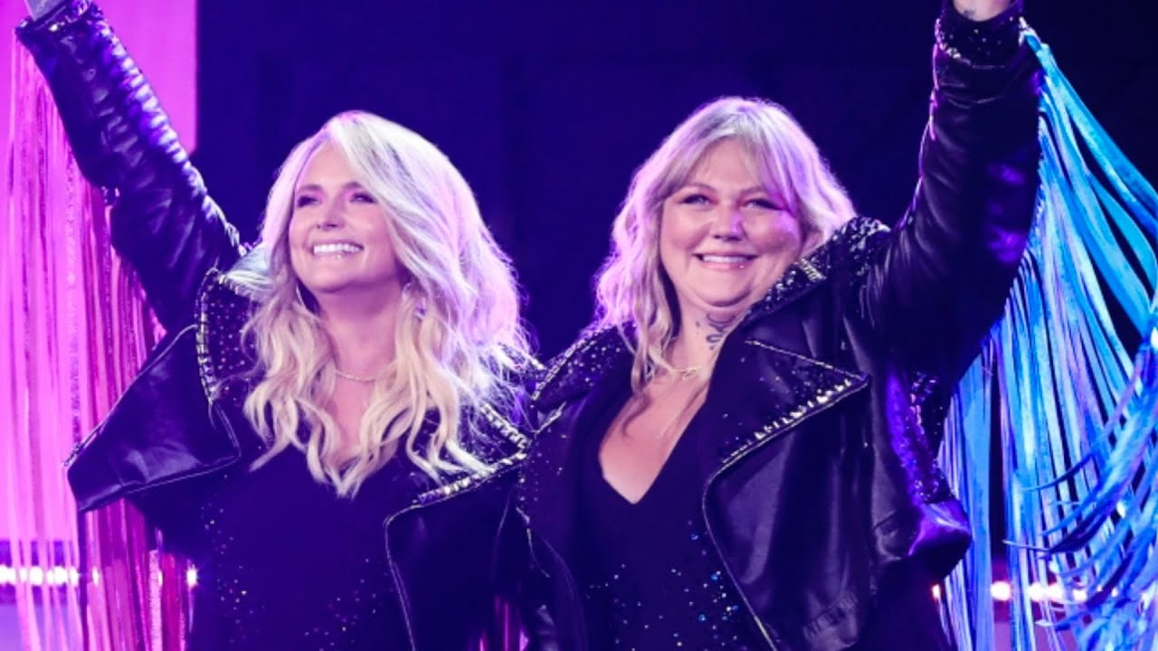Elle King, Miranda Lambert Open 2021 ACM Awards with 'Drunk ...