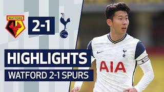 HIGHLIGHTS | Watford 2-1 Spurs
