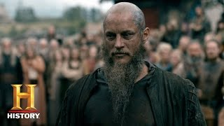 Vikings: Ragnar Returns to Kattegat (Season 4, Episode 10) | History