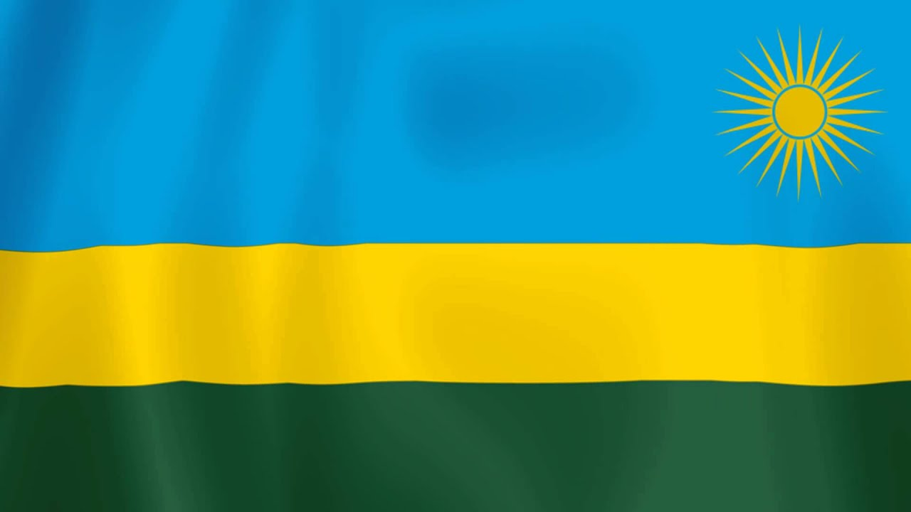 Rwanda National Anthem - Rwanda Nziza (Instrumental)