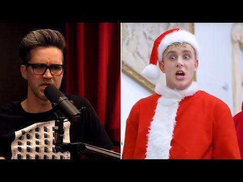 "Rhett & Link Watch Jake Paul's ""All I Want For Christmas"""