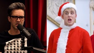 "Rhett & Link Watch Jake Paul's ""All I Want For Christmas"""