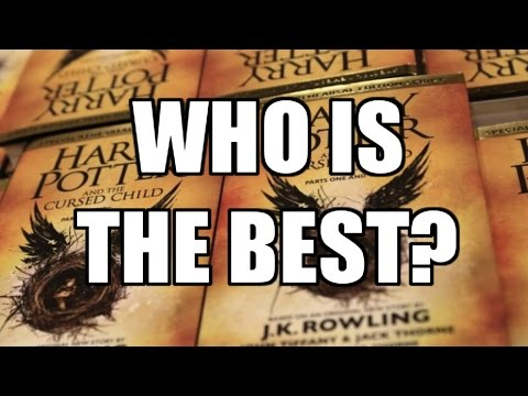 Who is the best character inside Harry...