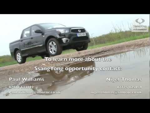 SsangYong. Motor Trader. Metropolis multimedia