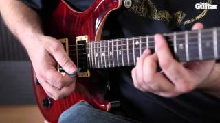 Guitar Lesson: Learn how to play David Bowie - Let