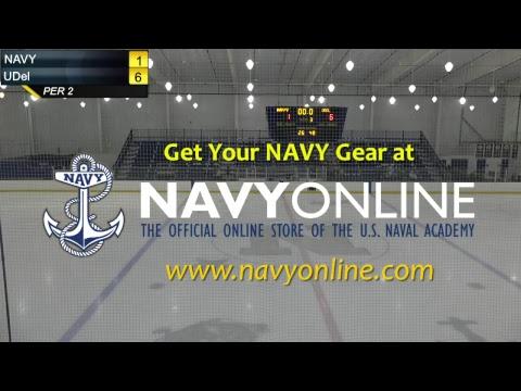 Navy Women Vs University of Delaware