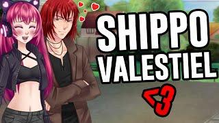 CASTIEL E VALESCAPOPOZAO = VALESTIEL?! | Amor Doce #17